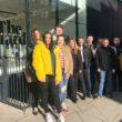 JMU Journalism third year students headed to London for a visit to the Guardian and ITN headquarters.