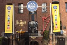 An exhibition has opened at The Beatles Story to mark 50 years since the Fab Four's famous India trip.