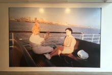 A treasure trove of River Mersey ferry memories is on display at the Open Eye Gallery.