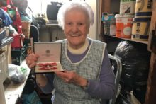 A 97-year-old Birkenhead woman has been awarded the MBE after volunteering for more than 80 years.
