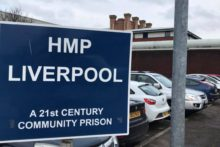 HMP Liverpool has lost its contract with a healthcare provider, leaving prison inmates with an uncertain future.