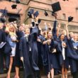 Liverpool's Anglican Cathedral was the setting for JMU Journalism's Class of 2018 graduation.