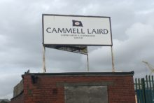 Shipyard workers at Cammell Laird could go on strike as up to 300 jobs are at risk.