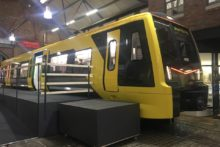 Commuters are being invited to see a realistic replica of what the new Merseyrail trains will look like.