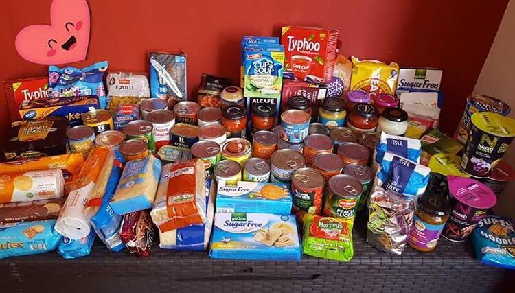 Fears Over Rise In Use Of Foodbanks