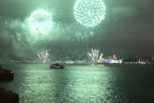 Tens of thousands of people visited Liverpool and the Wirral's waterfront for the River of Light Festival.