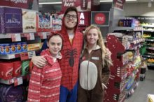 Co-op staff at a local store held pyjama days to raise money for children in need and the homeless.