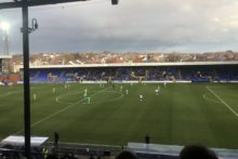 Tranmere Rovers hit back to force Oxford City to a pulsating 3-3 draw in the FA Cup first round.