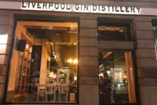 A new gin bar and distillery has opened in town offering local brand products.
