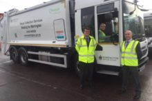 Warrington Borough Council has invested up to £4 million on a new fleet of eco-friendly vehicles.