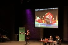 Hundreds turned out at the Everyman Theatre for the UK's largest family arts and culture conference.