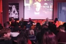 The difficulties of women finding work in the horror movie industry were put in the spotlight at Constellations pub.
