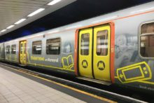 Local train line Merseyrail has announced a smoking ban on its platforms.