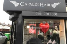 A local hair salon is in the running for two top prizes after making the shortlist at a national ceremony again.