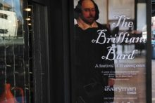 Liverpool's Everyman Theatre hosts The Brilliant Bard to honour the work of William Shakespeare.