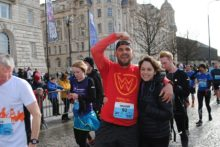 The BTR Liverpool Half Marathon returned with around 5,000 participants pounding the streets.