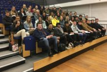 Meet students on the Liverpool John Moores University Journalism course as they discuss their final year.