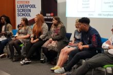 JMU Journalism teamed up with the BBC Young Reporter scheme to encourage youths to get involved in the media industry.