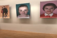 The lives of Irish women are being celebrated at a new exhibition which has opened in Liverpool.