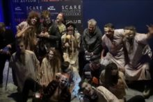 An award-winning scare attraction has arrived in Liverpool for the Halloween period.