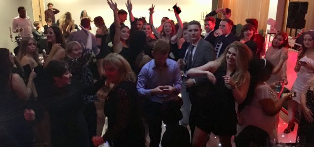 The fifth annual JMU Journalism Christmas Ball heralded the start of the festive period.