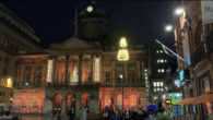 Liverpool showed its solidarity with a United Nations campaign to raise awareness of domestic violence.