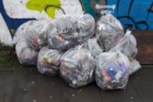 A group is on a mission to clean up the streets after launching the Liverpool Litter Picking Crew.
