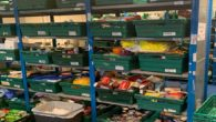 Knowsley Foodbank helps feed over 9,000 people each year, with half of the people in need being children.
