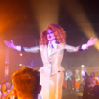 Performers took to the stage in a bid to show they had what it takes to take home the title of The Big Drag Pageant winner.