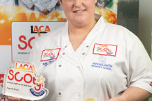 A Liverpool woman is cooking up something special after making it to the final of the LACA School Chef of the Year award.