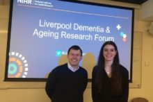 Rarer forms of dementia were the focus of an interesting discussion which shone a light on the condition.