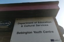Bebington Youth Club is set to be redeveloped after receiving funding of £650,000 from the council.