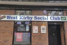 "A survey has labelled West Kirby as the ""happiest place to live in Merseyside""."