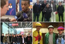 See what we do and some of the highlights of work produced by students on our Sports Journalism course.