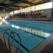 Our reporter gained exclusive access to Calday Grange swimming pool's Covid-safe measures.