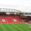 Anfield fell silent on a European night for the first time in the club's history due to Covid-19 restrictions.