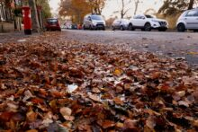 Residents have raised safety concerns regarding leaves piling up on Liverpool's streets.