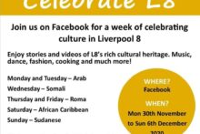 Celebrate L8 got underway this week to shine a light on Toxteth's rich cultural heritage.