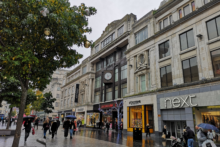 Local restaurants, pubs and public transport could be hit by the closure of fashion giant Arcadia, says retail expert.