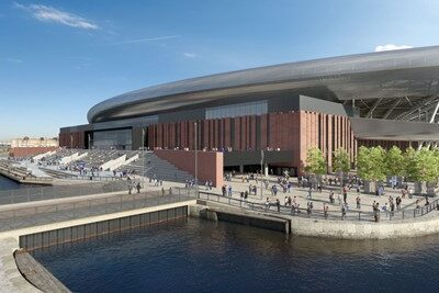 Liverpool City Council has given Everton Football Club the 'green-light' to proceed with plans to build a new stadium at Bramley-Moore Dock.