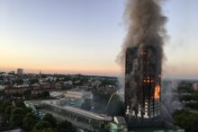 People living in buildings with unsafe cladding have been left in limbo, faced with rising costs while fearing for their safety. Ruairi Walsh reports.