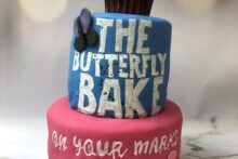 Claire House is set to hosting a virtual butterfly bake to raise money to support families that have lost a child.