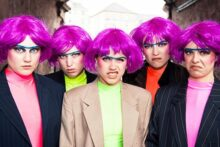 JMU Journalism caught up with Figs in Wigs to find out more about the dance group full of twists.