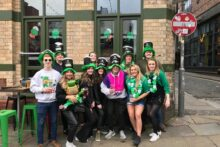 Students in Liverpool are planning to ignore Covid-19 restrictions to host illegal gatherings this St Patrick's Day.