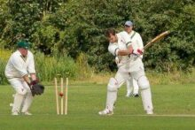 A new law on run outs has divided opnion among the region's village cricket teams.