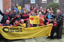 Friends of the Earth Liverpool have committed to ensuring the city reaches its promised net zero carbon target.