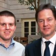 JMU Journalism's Mark Scully sent one tweet, had two phone calls, and the next day found himself grilling Deputy PM Nick Clegg on Channel 4 news.