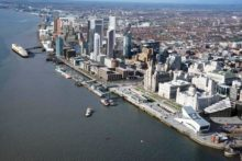 Jobs on the Liverpool Waters scheme could bypass locals, according to a government-funded work liaison programme.