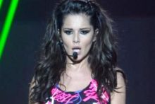 Pop songstress Cheryl Cole put on a spectacular show as she brought her 'A Million Lights' tour to the Echo Arena.