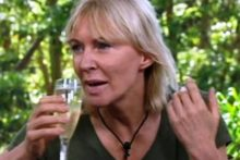 Liverpool-born MP Nadine Dorries became the first person to be evicted from 'I'm a Celebrity: Get Me Out of Here'.